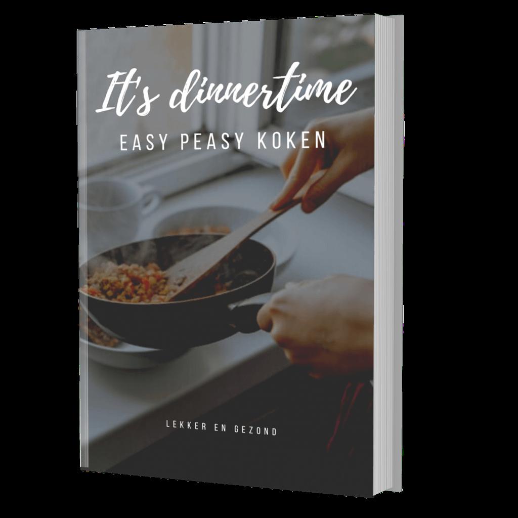 Puur Power e-boek avondmaaltijden