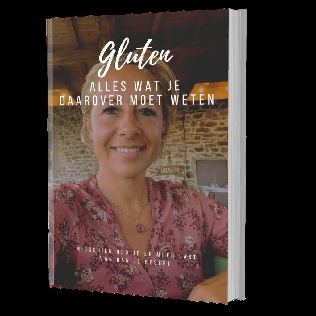 Puur Power e-boek gluten