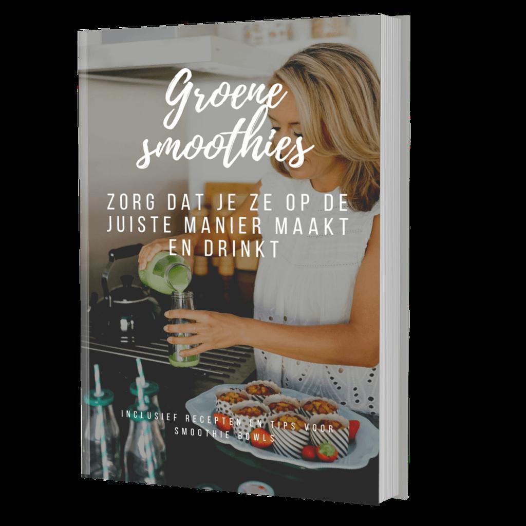 Puur Power E-boek groene smoothies