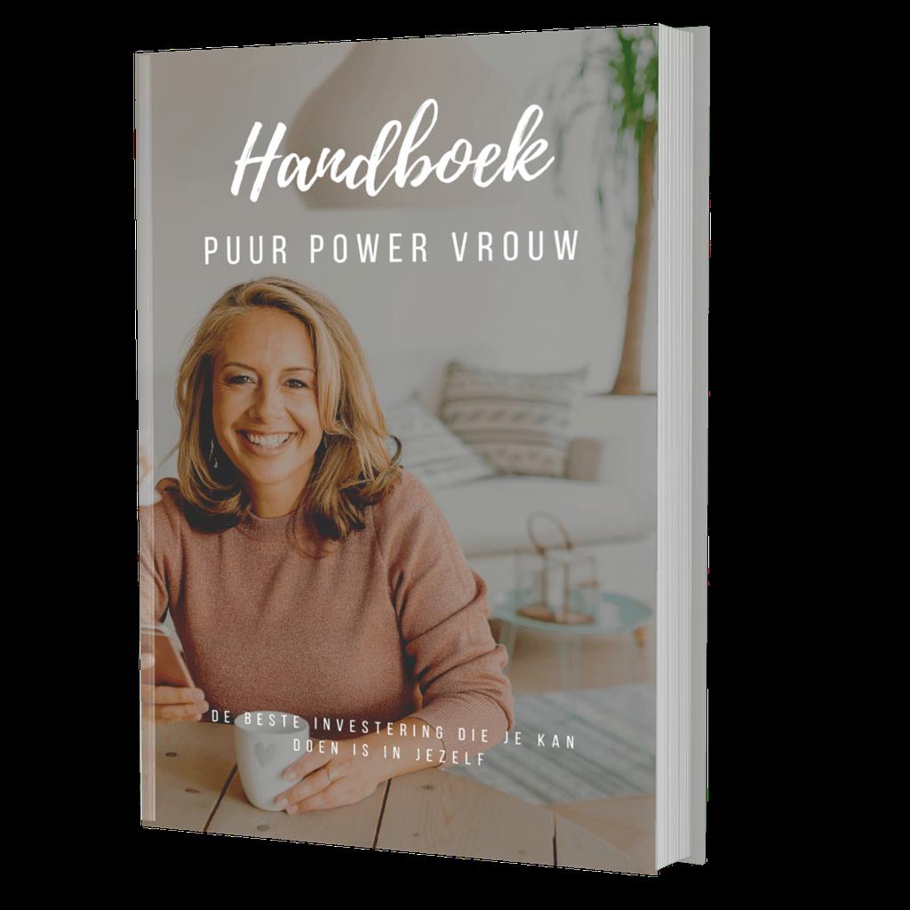 Puur Power e-boek Handboek