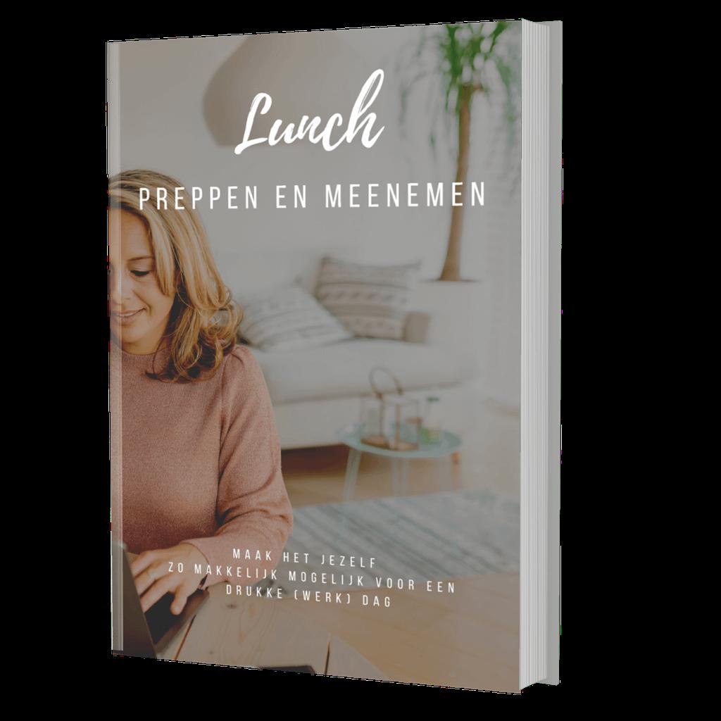 Puur Power e-boek lunch preppen
