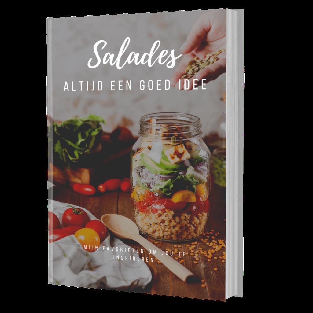 Puur Power e-boek salades