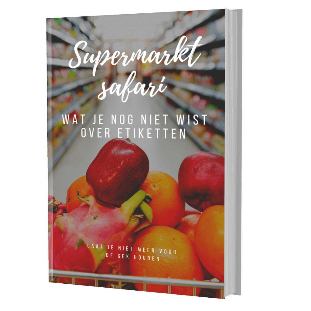 Puur Power e-boek supermarkt tips