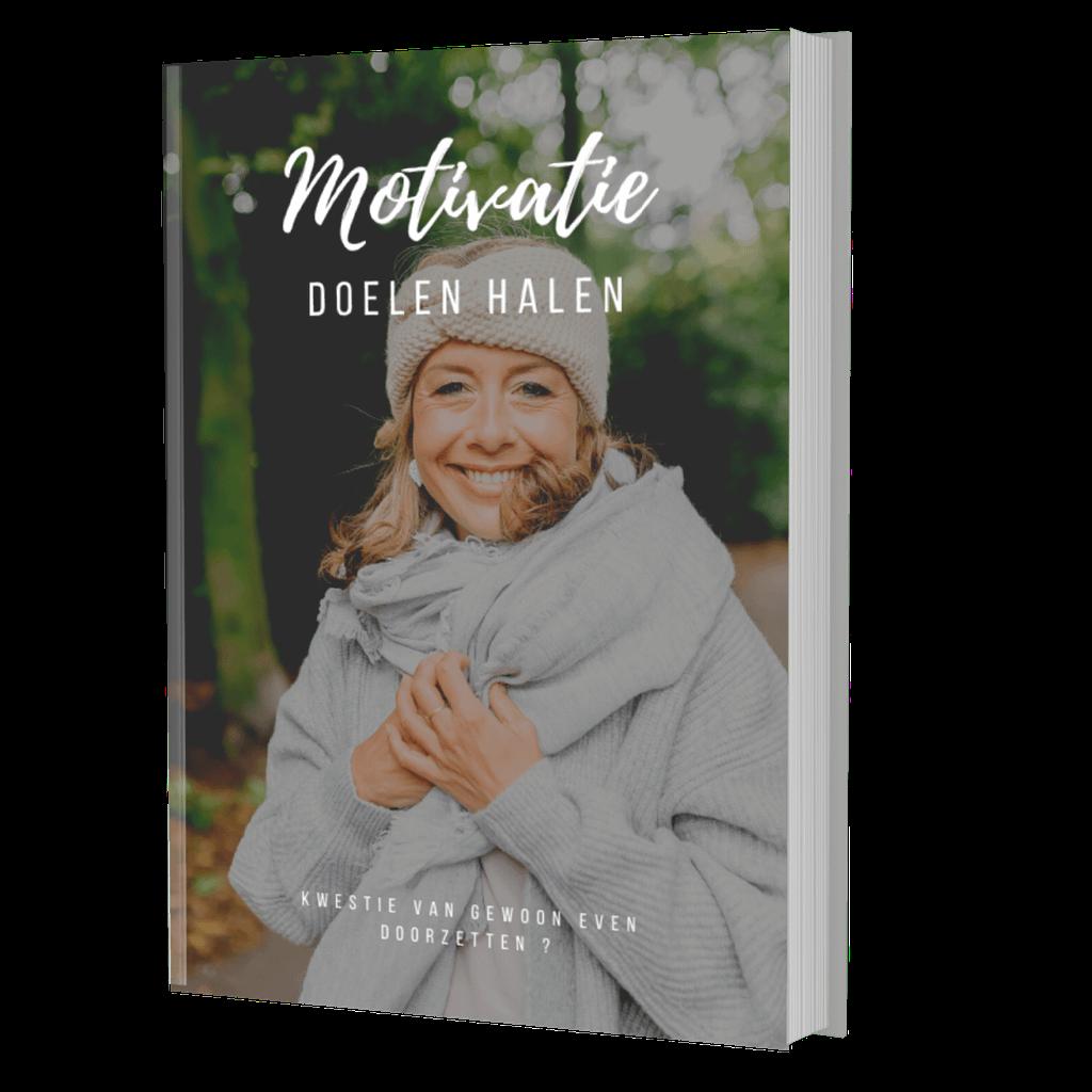 Leefstijl motivatie e-boek