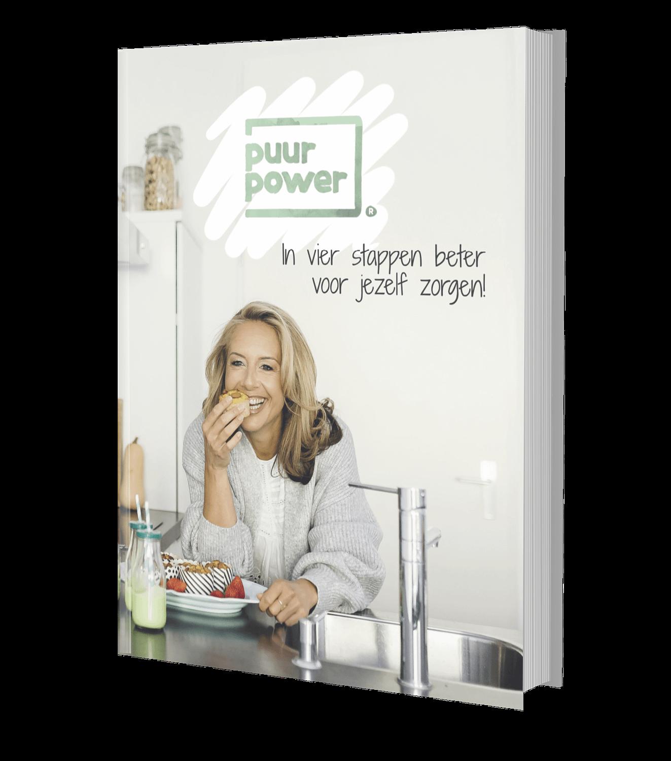 Gratis E-boek in 4 stappen beter voor jezelf zorgen